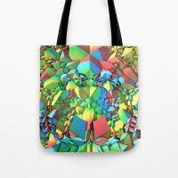 In The Tropics Tote Bag