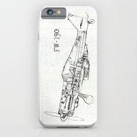 FW - 190 ( B & W) iPhone 6 Slim Case