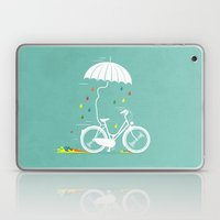 I want to ride my bike ! Laptop & iPad Skin
