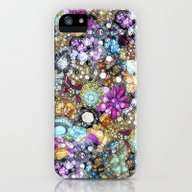 Vintage Bling iPhone (5, 5s) Slim Case
