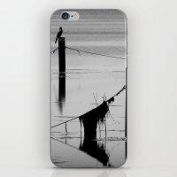 Lake Silhouettes iPhone & iPod Skin