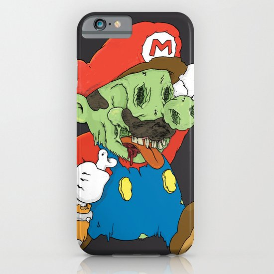 It's A Me Zombio iPhone & iPod Case
