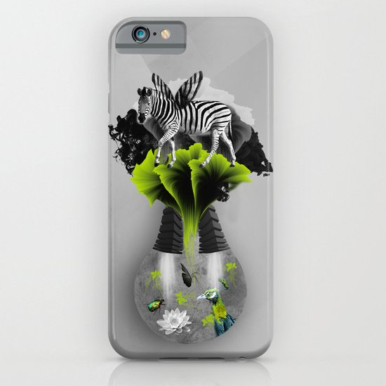 There's ecology in every drop iPhone & iPod Case