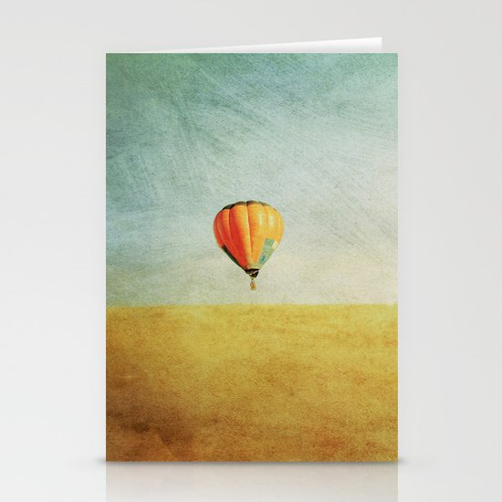 Free To Dream Stationery Card