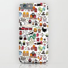 Kawaii Harry Potter Doodle iPhone 6 Slim Case