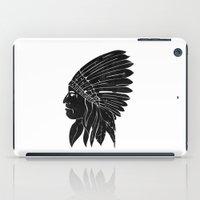 Chief / Black Edition iPad Case
