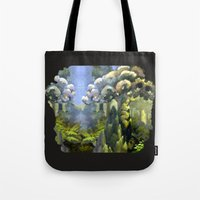 Tarairi Forest Morning Tote Bag