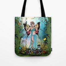 Awakening Summer Tote Bag