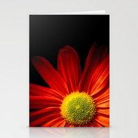 Chrysantheme Stationery Cards