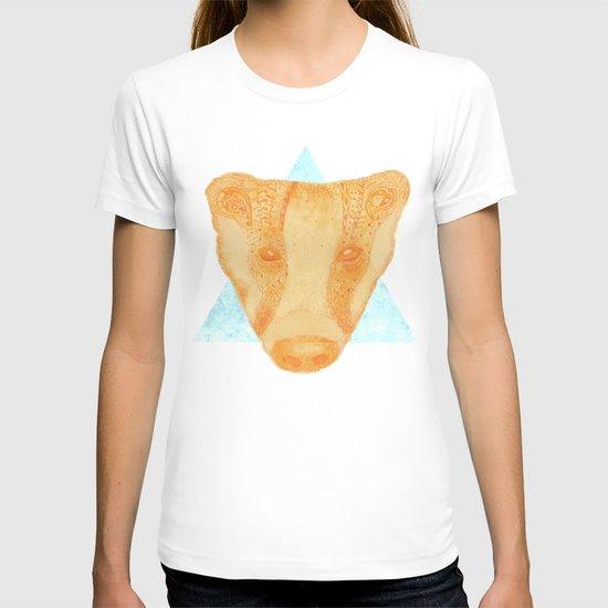 Native Aztec Badger T-shirt