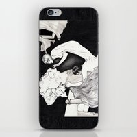 HYDE LOVE iPhone & iPod Skin