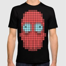 Zoidberg SMALL Mens Fitted Tee Black