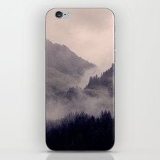 HIDDEN HILLS iPhone & iPod Skin