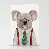 Koala Stationery Cards
