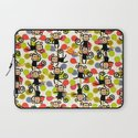 felt monkeys Laptop Sleeve