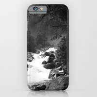 iPhone & iPod Case featuring Whiteout Yosemite-2 by Deepti Munshaw