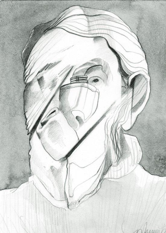 Twisted Art Print