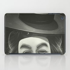 Anonymous II iPad Case