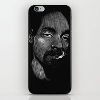 Snoop Dogg iPhone & iPod Skin