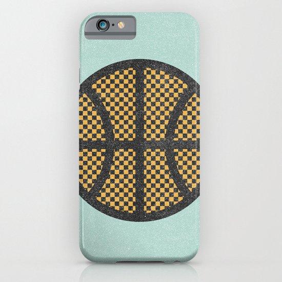 Op Art Basketball. iPhone & iPod Case
