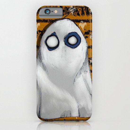 Bob's Ghost iPhone & iPod Case