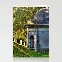 The Tomb Stationery Cards