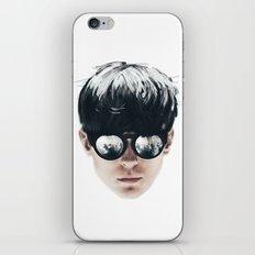 Sea Boy Portrait iPhone & iPod Skin