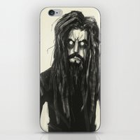 Rob Zombie iPhone & iPod Skin