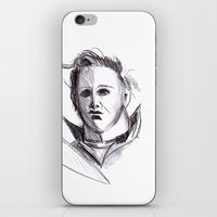 Micheal Myers  iPhone & iPod Skin