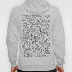 Bunny Pattern Hoody