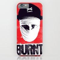 BURNT iPhone 6 Slim Case