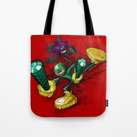 KICK-ASS Tote Bag