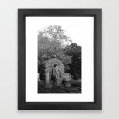 Watch Over Me Framed Art Print