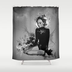 bwd Shower Curtain