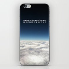 FLY. iPhone & iPod Skin