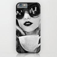 Comfortable Silences iPhone 6 Slim Case