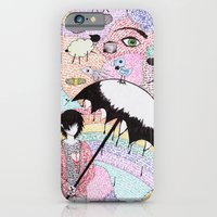 iPhone & iPod Case featuring A Word is Worth 1000 pictures. by Shinae