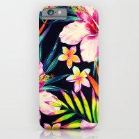 tropical wild 2  iPhone 6 Slim Case