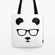 Nerd Panda Tote Bag