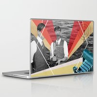science Laptop & iPad Skins featuring Science by Chris Newton