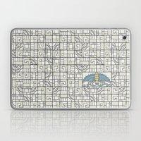 Butterfly's Journey II Laptop & iPad Skin