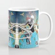 Happy Hippy Hippo Mug