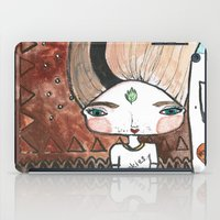 Milk & Cookies Bhoomie iPad Case