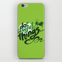 I'm Your @$#!%*& Conscie… iPhone & iPod Skin