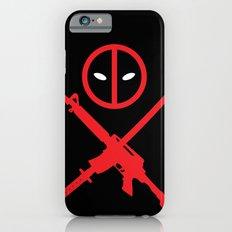 Deadpool - Wade Wilson 2 iPhone 6s Slim Case