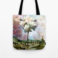 The Magnolia Tree Tote Bag