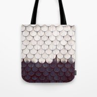 Tote Bag featuring SHELTER by DANIEL COULMANN