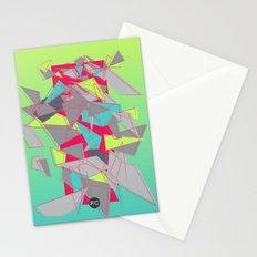Opening Locked Doors Stationery Cards