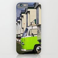 iPhone & iPod Case featuring Vdub VW Bus by Rainer Steinke