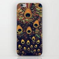 visual melody 3 iPhone & iPod Skin